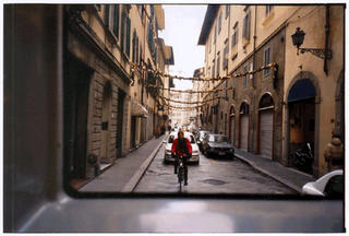 Moving about in Florence