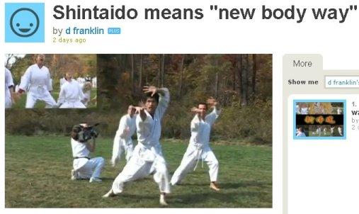 Video introducing Shintaido on Vimeo