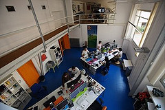 Open Lab's office