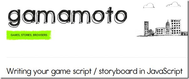 Gamamoto browser games
