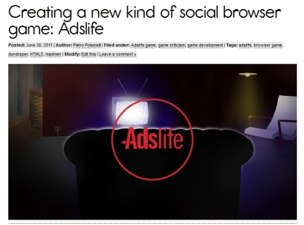 Adslife analysis