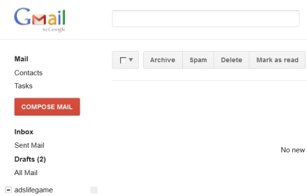Export Gmail label
