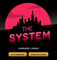 the system splash