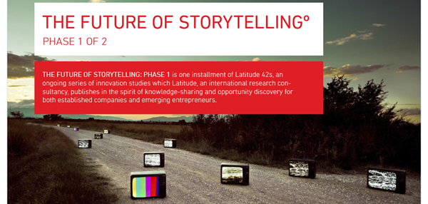 Future of Storytelling